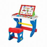 China Deluxe Learning Desk, Suitable for 3+ Age wholesale