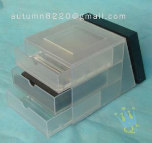 China BO (30) acrylic playing card case wholesale