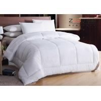 China Hotel Collection White Duvet , Hotel Collection Linen Duvet Light Weight wholesale