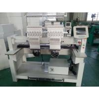 China Industrial Monogramming Machine Two Heads , Cloth Embroidery Machine CT1202 wholesale