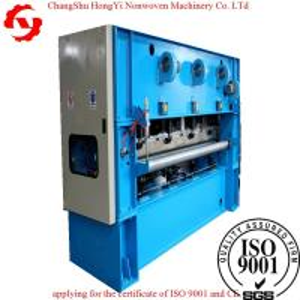 Custom Hight Speed Non Woven Carpet Making Machinery 35-70mm Strok