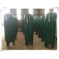 China Easy Installed Compressed Air Storage Tank , Compressed Air Accumulator Tank wholesale