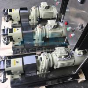 China Stainless Steel Rotor Pump For Transfering High Viscous Liquid Food Pump  Sanitary Lobe Pump wholesale