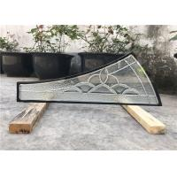 China Clear Decorative Panel Glass For Home Decoration Float / Laminated Glass on sale