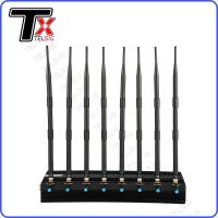 China High Power Gps Tracking Jammer , Multifunctional Wifi Gps Blocking Device on sale