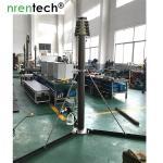 China 10m pneumatic telescopic mast-50kg payloads-aluminum telescopic mast, locking pneumatic mast wholesale