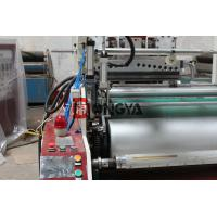 China Vinot Double Layer Co-Extrusion Stretch Film Machine with Motor 30kw/15kw For Furniture Packing 500 - 1000 mm SLW-100 wholesale