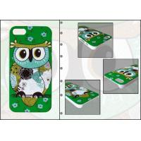 China Shockproof Mobile Phone Case Cover Custom Owl Phone Cases For iPhone 5 / 5S on sale