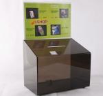 China Acrylic Suggestion box, Acrylic Donation & Ballot Box wholesale