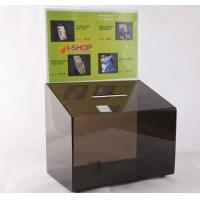 China Acrylic Suggestion box, Acrylic Donation & Ballot Box wholesale