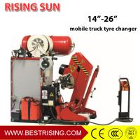 China Mobile used cheap tire changer for truck garage wholesale