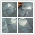 China PP sheet making cutting plotter wholesale