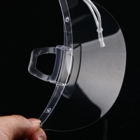 China Anti Fog Transparent Mouth Cover For Hotel Kitchen wholesale