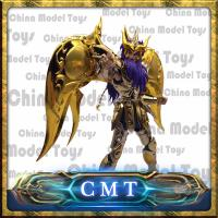 China Great Toys GT Ex Scorpio Milo Soul of Gold God Saint Seiya Metal Armor Myth Cloth Gold Action Figure wholesale