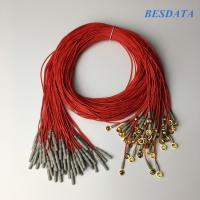 China EEG Machine Connector Elecrodes Cable And Aligator Clip Cable wholesale