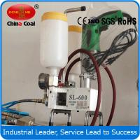 China SL-600 Double-liquid type High Pressure Grouting Machine wholesale