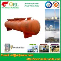 China Natural Gas Boiler Drum Single Natural Circulation Type for Power Plant wholesale