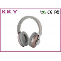 China Multi Functional Over Ear Bluetooth Headphones Smartphone With Stainless Steel Shell wholesale