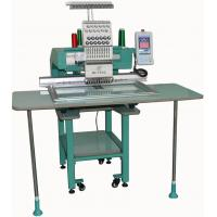 China Single Head Computerized Embroidery Machine for Cap & T-shirt wholesale