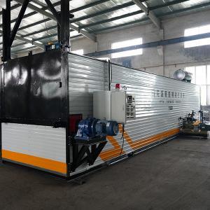 China Q235B Steel Intermittent Production Drum Bitumen Melter wholesale