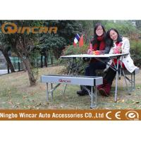 Quality Aluminum Folding Outdoor Camping Tables Expandable for picnic for sale