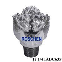 China Three Roller Tricone Drill Bit 8 1/2 Inch for Hard Rock Drilling wholesale