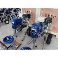 China Industrial Gas Powered Airless Paint Sprayer Machine PT8900 With Piston Pump wholesale