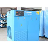 China Variable Frequency Direct Driven Air Compressor Screw Type High Efficient 30HP 22kW wholesale