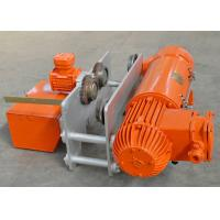 China Low Headroom Electric Hoist With Schneider Electrical Component on sale