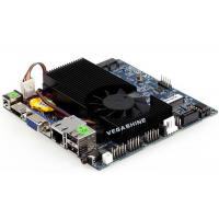 China Integrated Intel® 1037U Processor CPU Nano Motherboard with 2 Mini-PCIE slots wholesale
