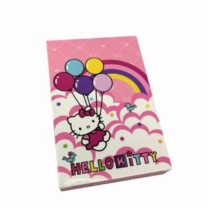 China Lovely Custom Design Paper Poker Cards Cute Hello Kitty Playing Cards With Printing Logo on sale