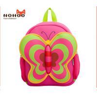 Custom Kids Travel Backpack / Kids Character Backpacks For School