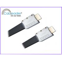 China Cableader Flat High performance 10Ft HDMI Cable 1080p on sale