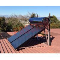 China Home Thermal Flat Plate Solar Geysers Hot Water Heater Closed Circulation on sale