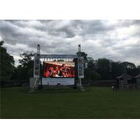 China Slim RGB LED Screen Waterproof 535smd P4 P5 P8 P6 Outdoor Led Display Video For Rental wholesale
