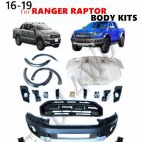 Buy cheap Facelift 4x4 Body Kits For Ford Ranger Raptor T6 T7 T8 PX PX2 PX3 2015+ from wholesalers