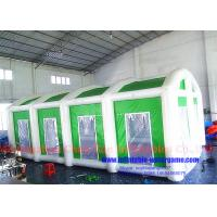 Buy cheap 12x6m PVC Airtight Inflatable Air Tent for Outdoor event with Air Pump from wholesalers