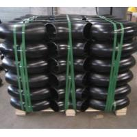 China Wrought Weldable Elbows , Industrial Carbon Steel Pipe Elbow With NPS wholesale