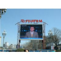 China P 8mm Hanging LED Display screen , Outdoor Advertising Led Display Screen wholesale