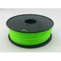 China 3.0mm 3D Printing Material Filament T-Glass Consumables Green wholesale