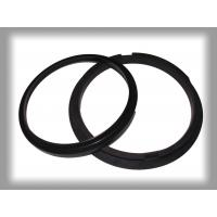 China ASTM D2240 D412 Custom Silicone Parts Rubber Flange Gasket for Machinery wholesale