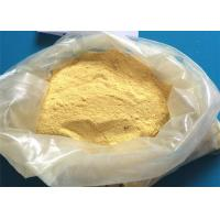 Buy cheap 99% Anabolic Yellow Steroids Powder Trenbolone Enanthate CAS 10161-33-8 from wholesalers