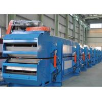 China Sandwich Plate Steel Roll Forming Machine Max Panel 10m Thickness 0.3 - 0.7mm on sale