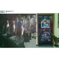 China Screen system and hydraulic system 5D Movie Theater for projectors, flat screen wholesale