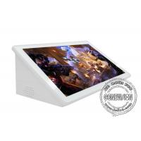 China Touch Screen Game Player 21.5inch PCAP Touch Entertainment Player Fast Touch Speed Recreational Machine wholesale