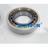 China NU224ECM/C3VL0241 120*215*40mm Insulated Insocoat bearings for Electric motors wholesale