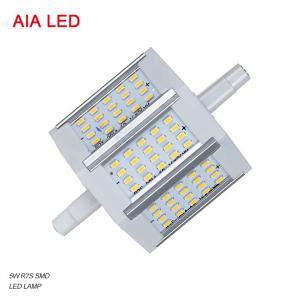 China LED-R7S-8033 AC85-265V 5W 3014 SMD LED R7S LED Lamp/ LED bulb for IP65 waterproof led flood light wholesale