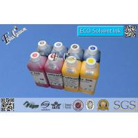 China Epson Pro 7700 9700 Eco-Solvent Ink Outdoor Printting BK C M Y MBK colors wholesale