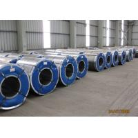 China 750 mm Spangle Zinc Coating Hot Dipped Galvanized Steel Coils wholesale