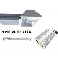 China High Output Indoor Grow Lights 110V 220V Glass Reflector With Silver Inner Coating on sale